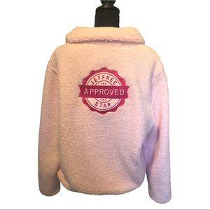 Jeffree Star Jackets & Coats - Jeffree Star pink fuzzy jacket